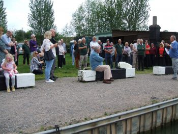 An open day with Bruce Boats