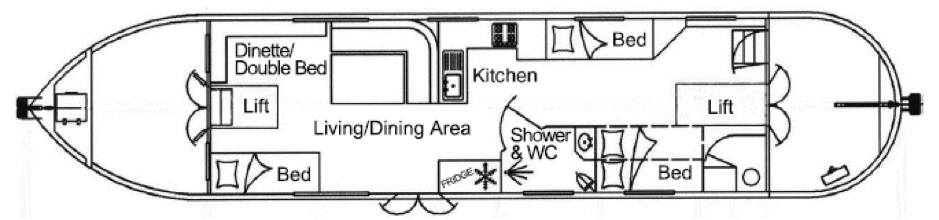 Plan of Rachel